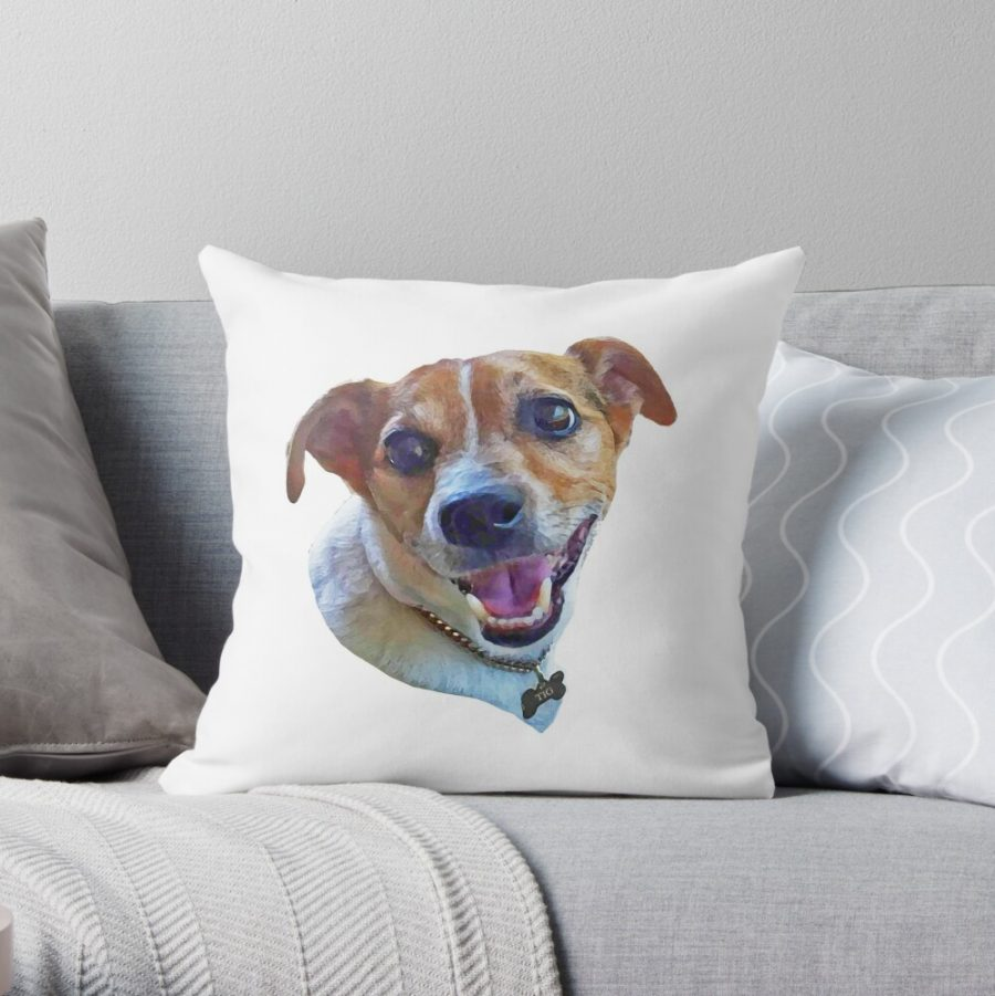 Jack Russell cushions