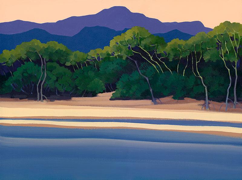 Coastal Impressions by tania heben