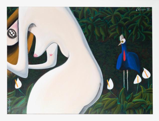 Jim Olsson Artist