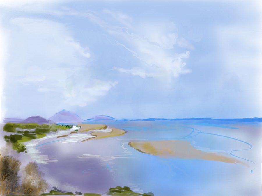 Rod Sherlock Port Douglas Artists