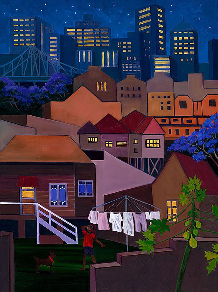 Tania Heben Port Douglas Artist
