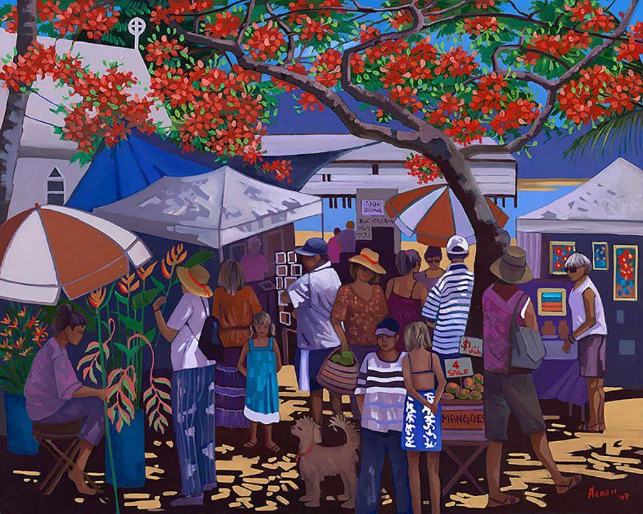 Port Douglas markets