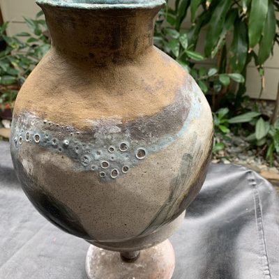 Hand made pottery vases australia